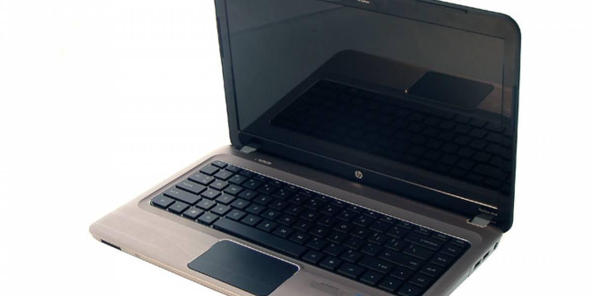 HP Pavilion dm4, un portátil con Core i5