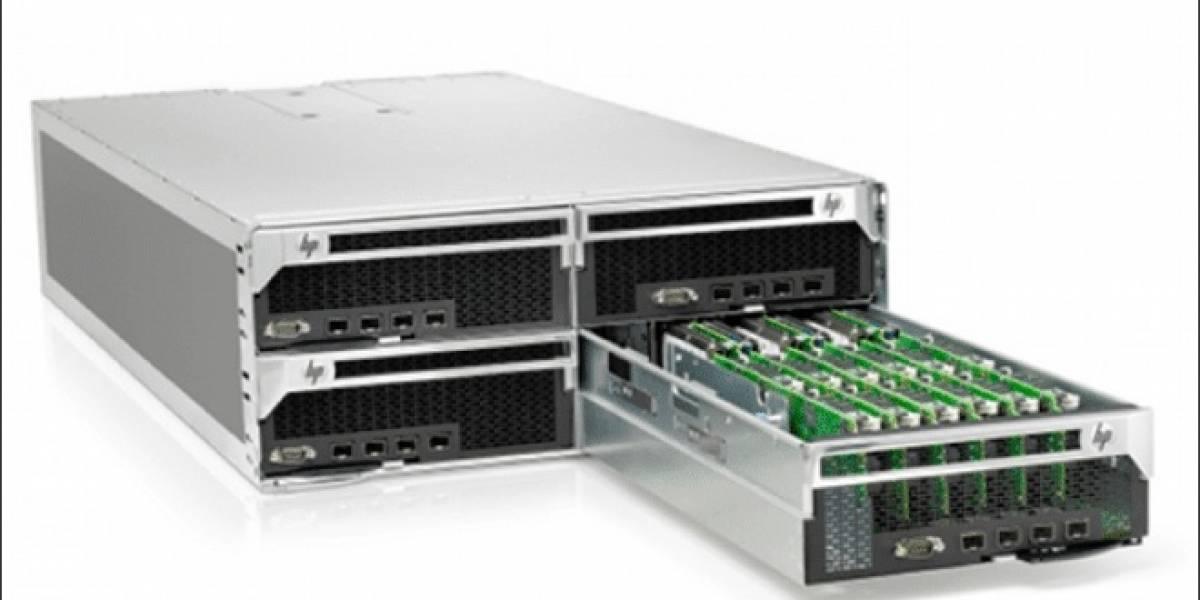 HP se retracta: Anuncia la pronta disponibilidad de servidores Gemini basados en ARM