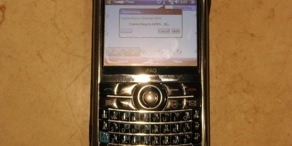 FW Labs Exclusivo: HP iPAQ 914 Business Messenger a primera vista