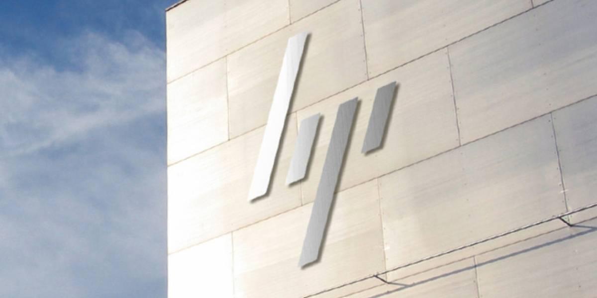 Así era (o es) la nueva propuesta de marca para HP