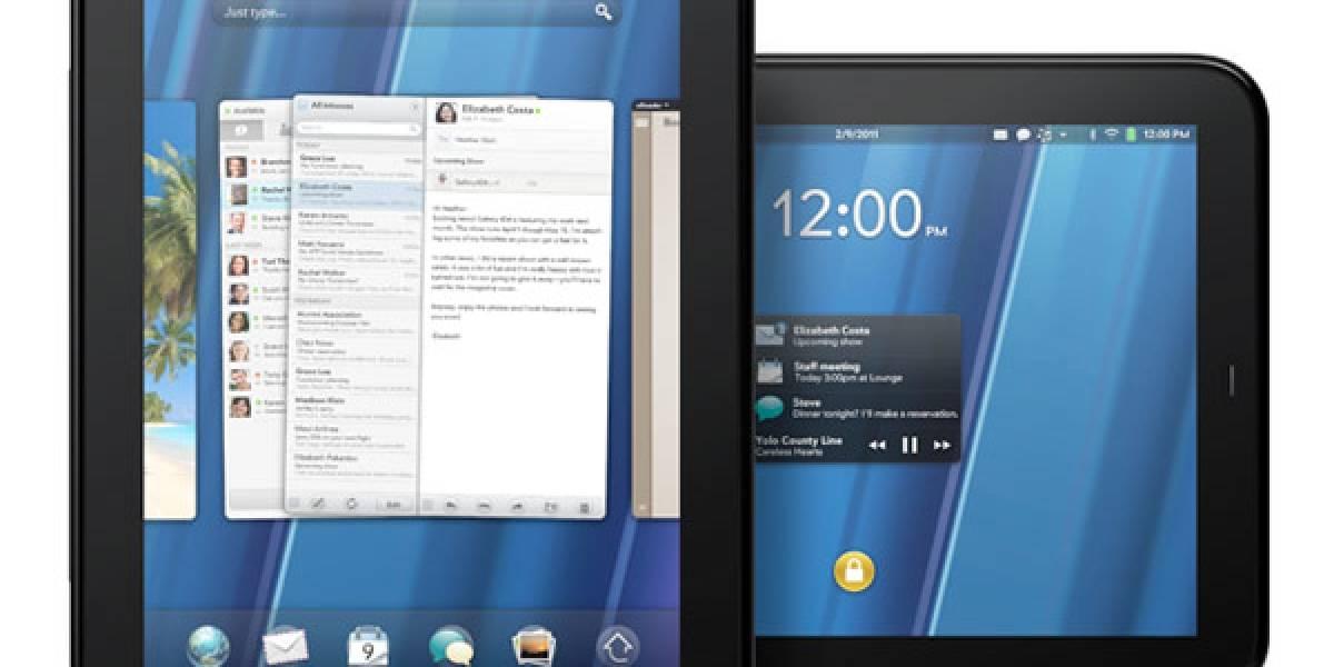 Android podría llegar al TouchPad