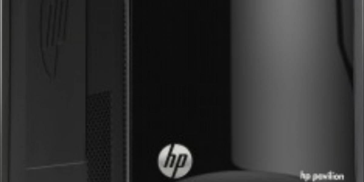 HP lanza su primer equipo de escritorio basado en el APU AMD Trinity
