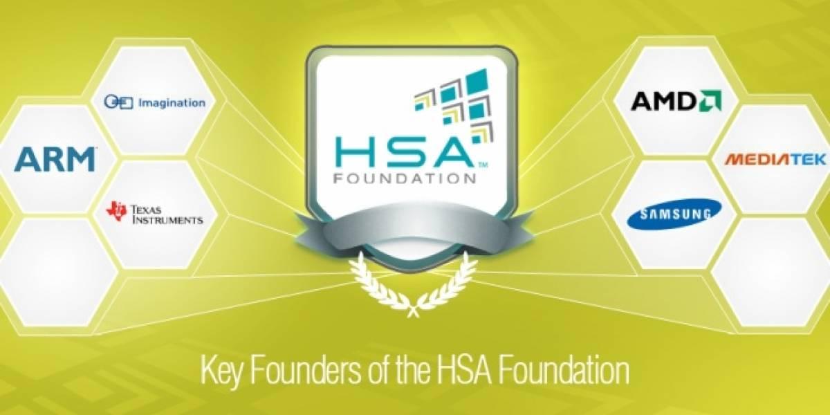 Samsung hace su ingreso oficial a la HSA Foundation como miembro fundador