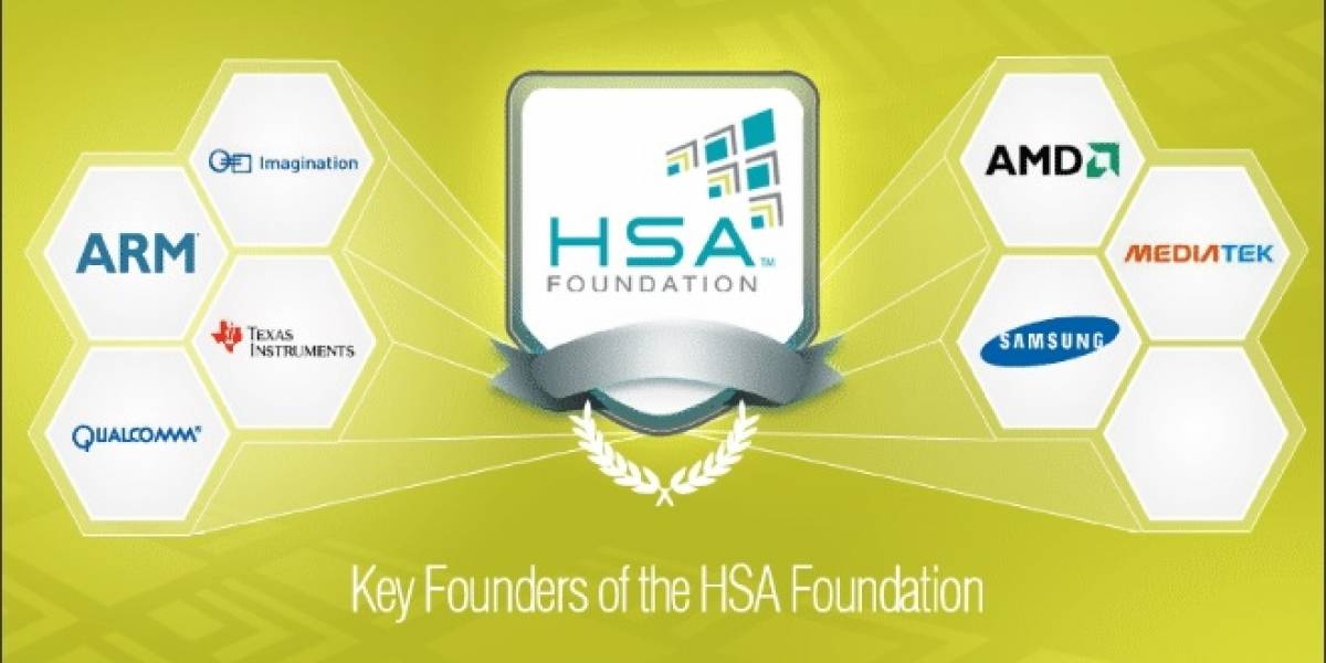 Qualcomm se une a HSA Foundation como miembro fundador