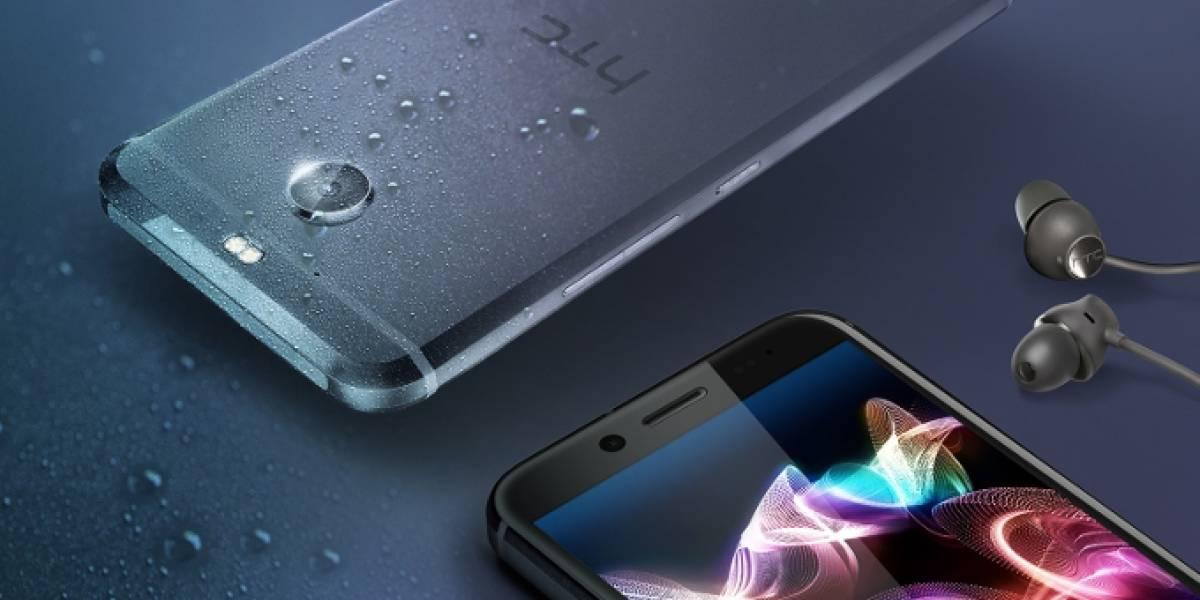 El HTC 10 evo es oficial.