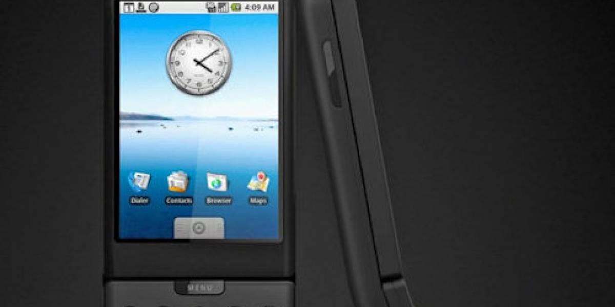 HTC Dream: El primer HTC propiamente tal con Android
