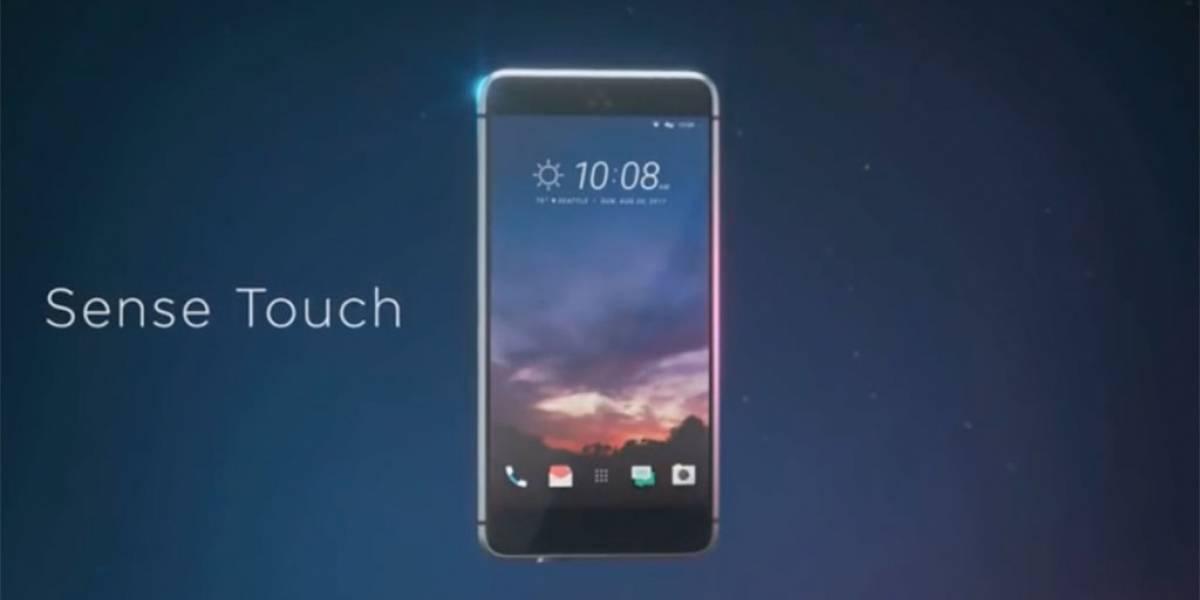 """Lo nuevo de HTC se llamaría """"Ocean Note"""""""