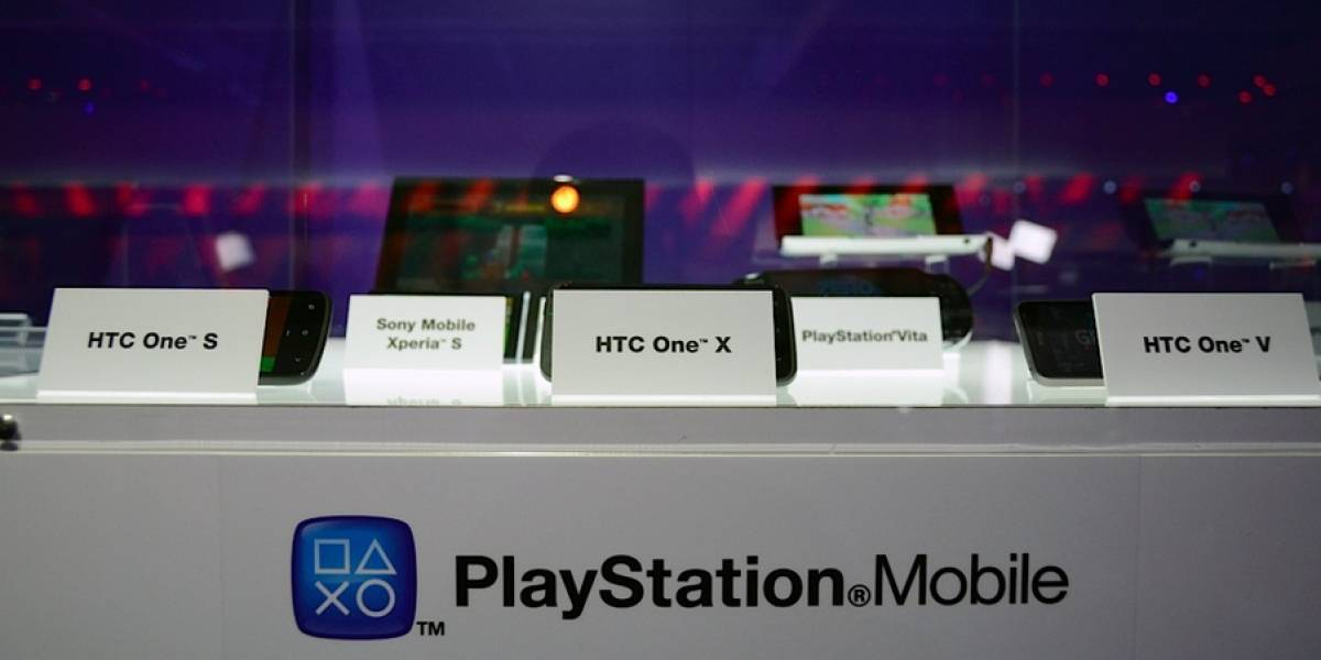 Los One de HTC son los primeros equipos compatibles con PlayStation Mobile
