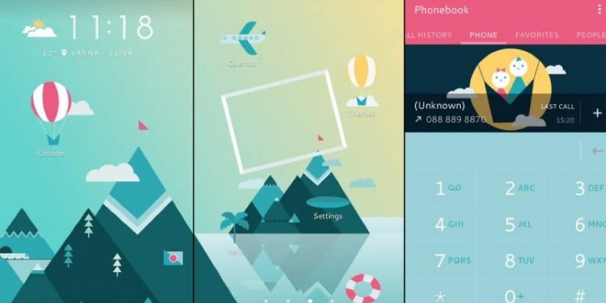La interfaz HTC Sense podría ser usada pronto en equipos de otras marcas