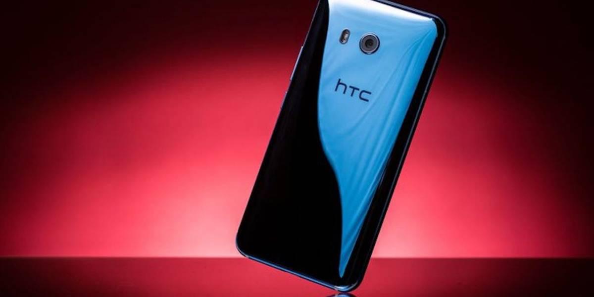 El HTC Ocean Life sería la versión barata del U11