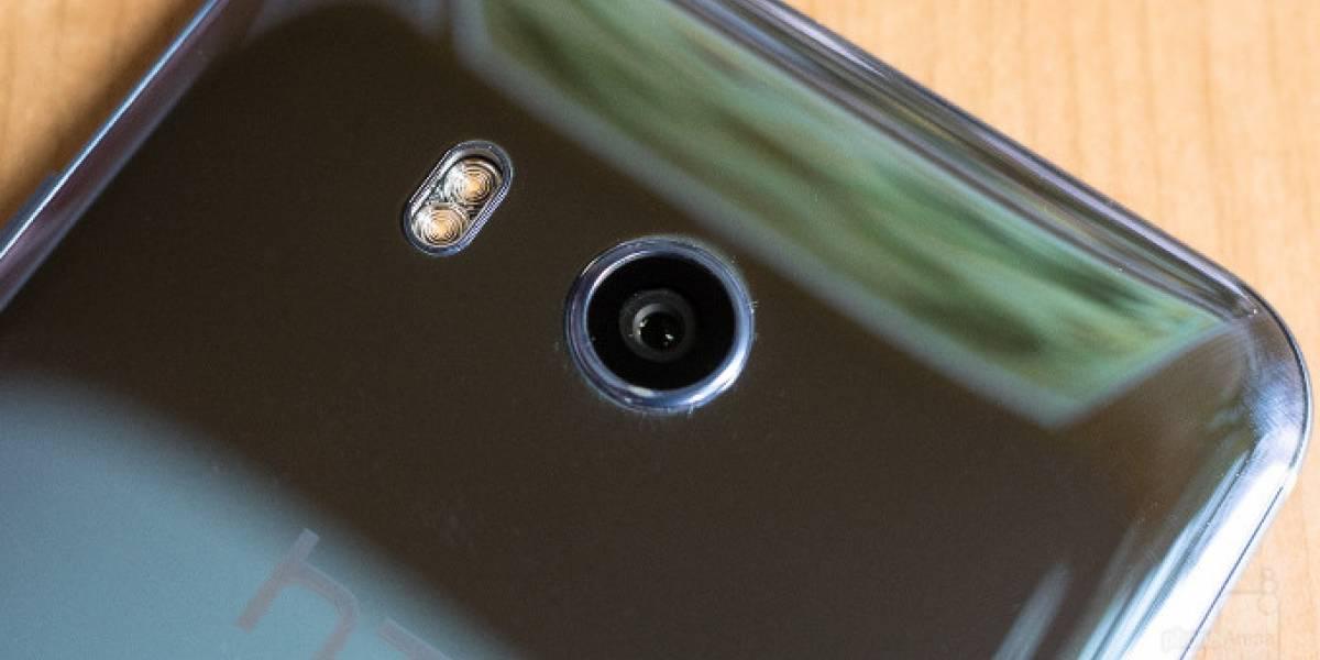 La mejor cámara móvil del mundo la tiene el HTC U 11, de acuerdo a expertos