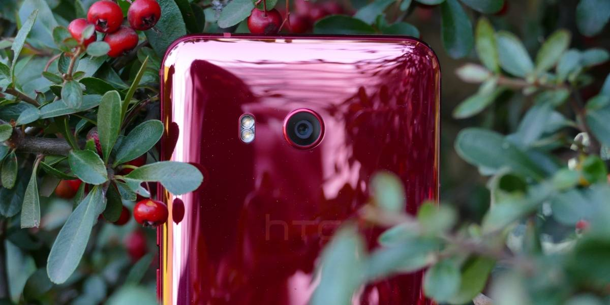Pronto se anunciaría el HTC U11 Plus