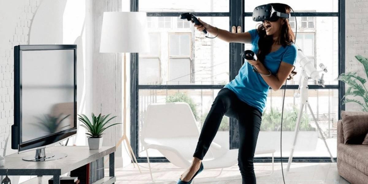 Valve está trabajando en tres juegos completos de Realidad Virtual