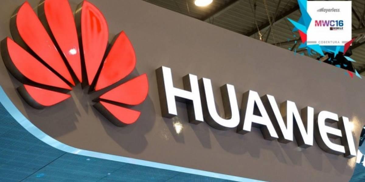 Huawei rebaja previsión de ventas para móviles este 2016