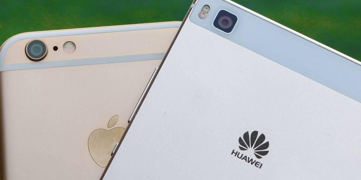 Huawei rebasa a Apple y se convierte en el segundo mayor fabricante del mundo