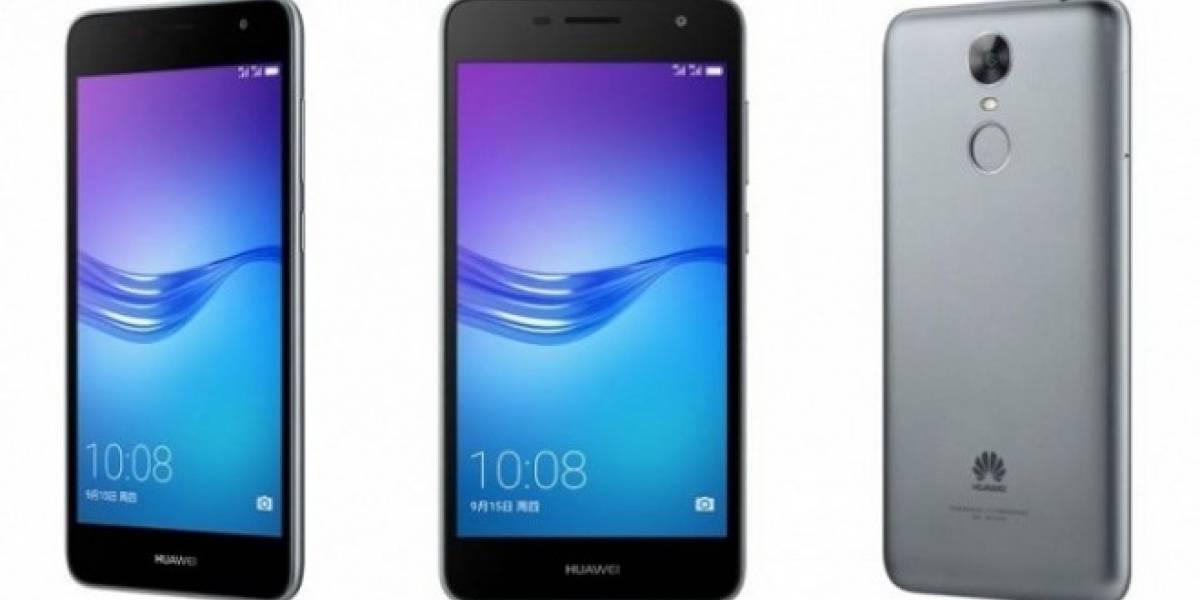 Huawei presenta el Enjoy 6, un teléfono metálico por menos de USD $200