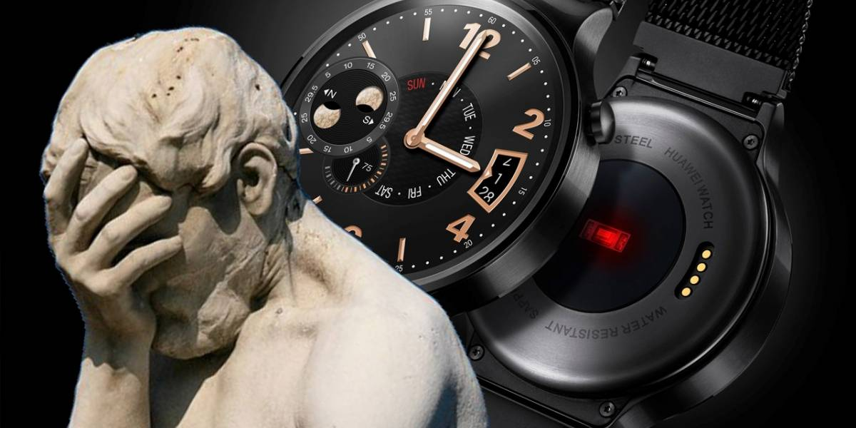CEO de Huawei no sabe para qué sirven los relojes inteligentes