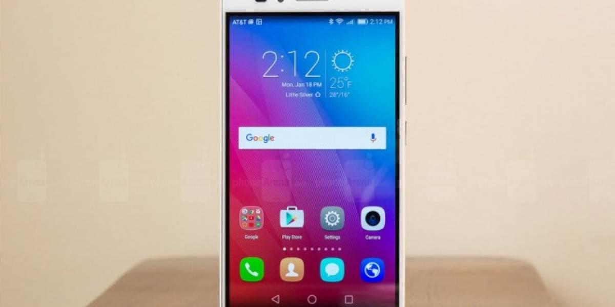 Estas serían las especificaciones del Huawei Honor 6X
