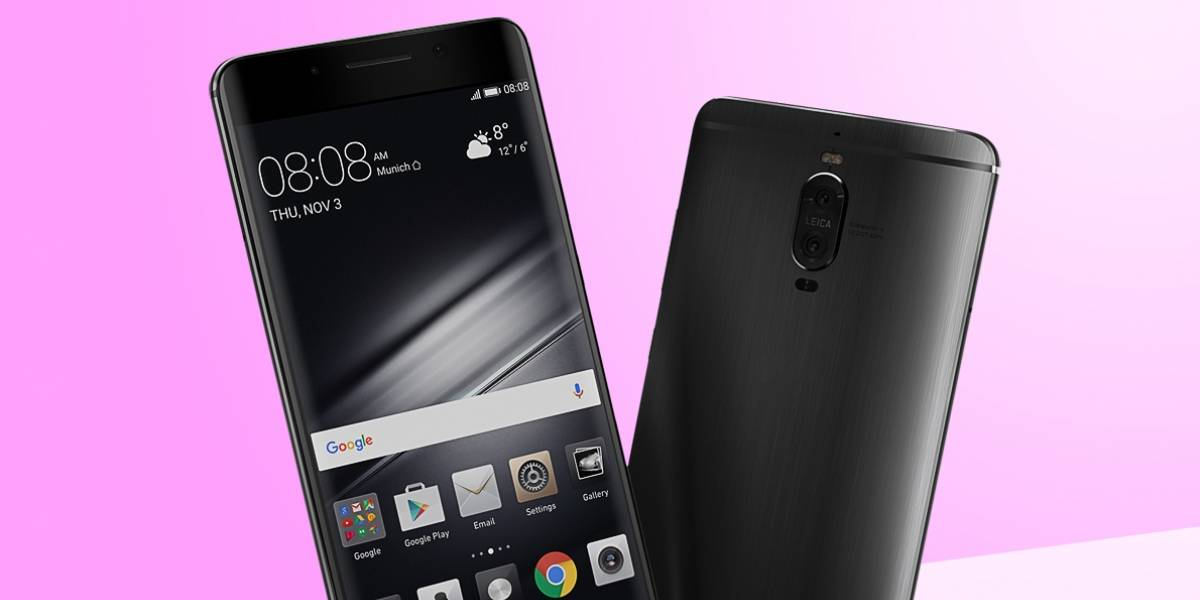 """Según Huawei el Mate 10 """"no es un smartphone"""""""