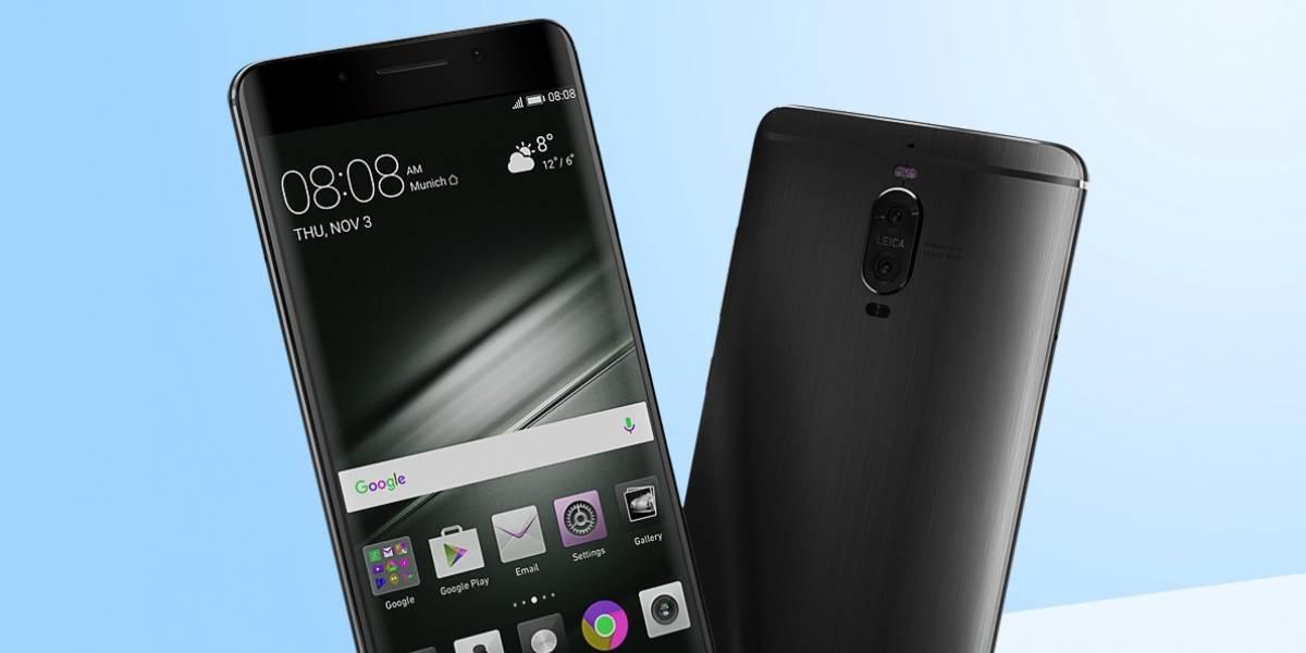 Huawei se burla de Face ID y el iPhone X con el lanzamiento del Mate 10
