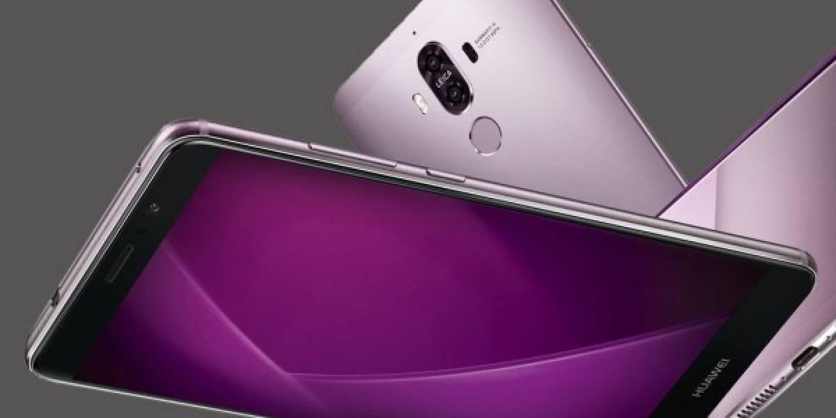 El Huawei Mate 9 se lanzaría muy pronto en Estados Unidos