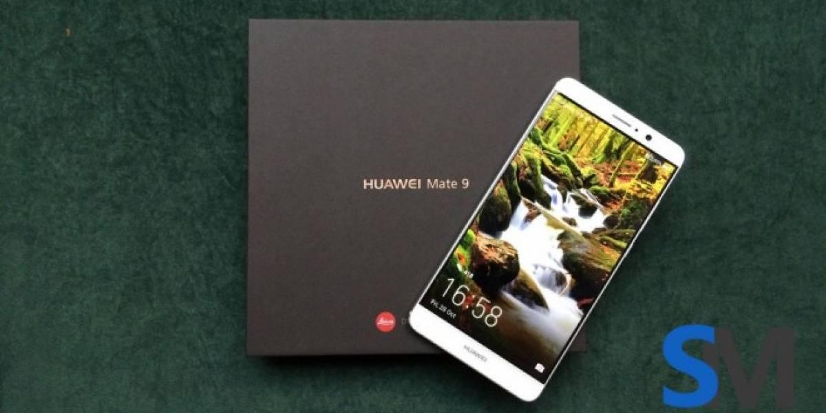 Huawei Mate 9 se filtra con imágenes detalladas