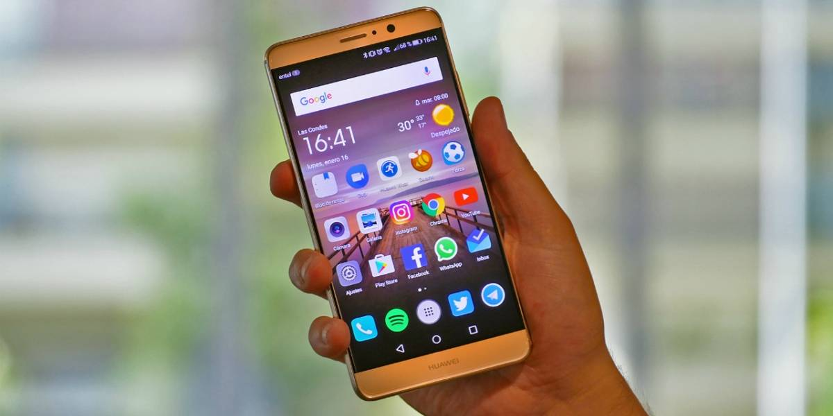 Huawei comienza las pruebas de Android O para el Mate 9