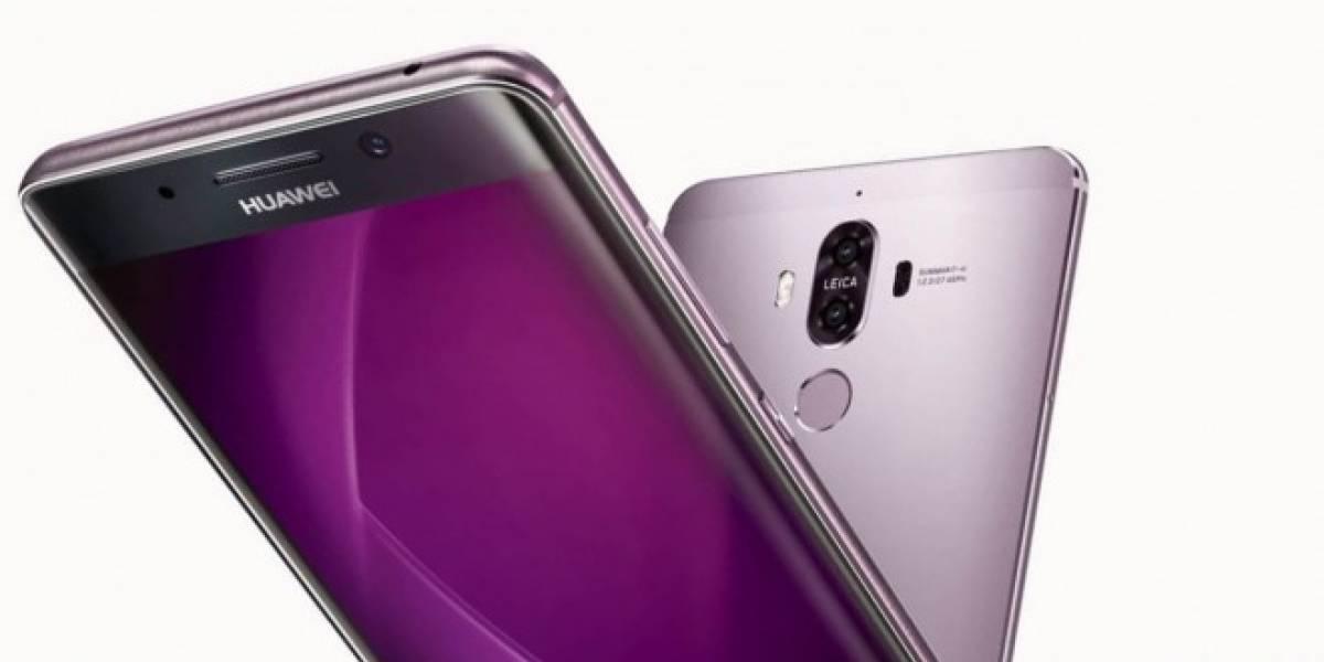 Huawei Mate 9 tendría zoom óptico 4x pero costaría mucho dinero