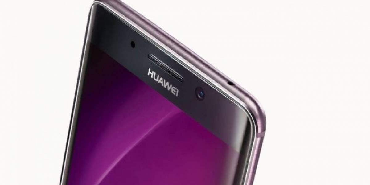 Este sería el Huawei Mate 9 Pro