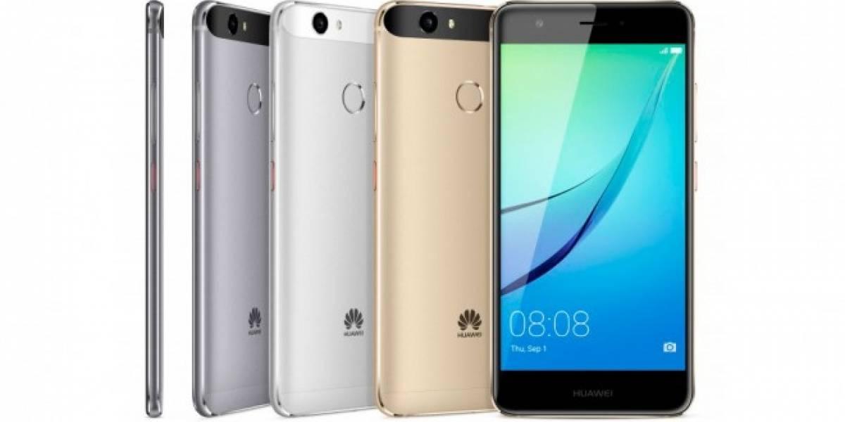 Nova y Nova Plus son los dos nuevos smartphones de gama media de Huawei #IFA2016