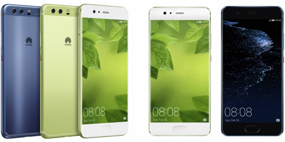 Huawei vende el P10 y P10 Plus con diferentes memorias flash