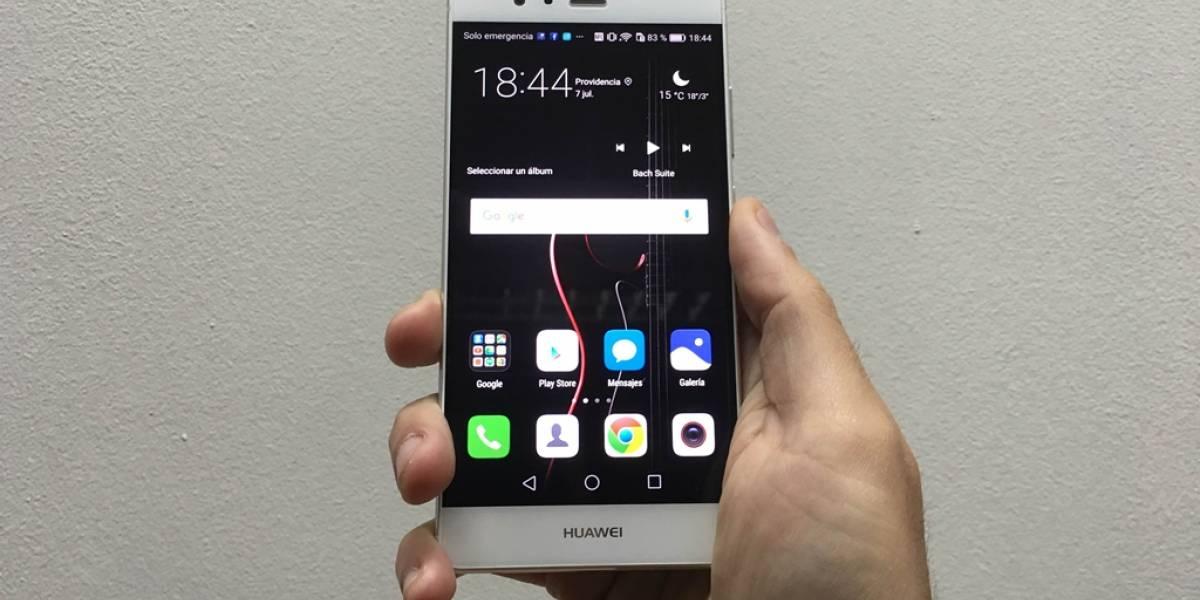 Se filtran fotos reales del Huawei P10