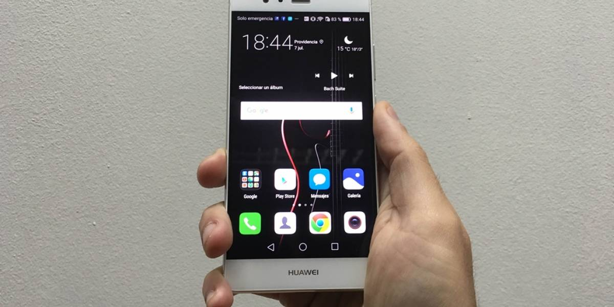 Review Huawei P9 [W Labs]