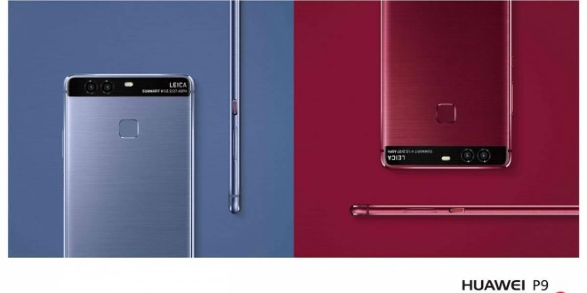 Huawei presenta dos colores nuevos para el P9 #IFA2016