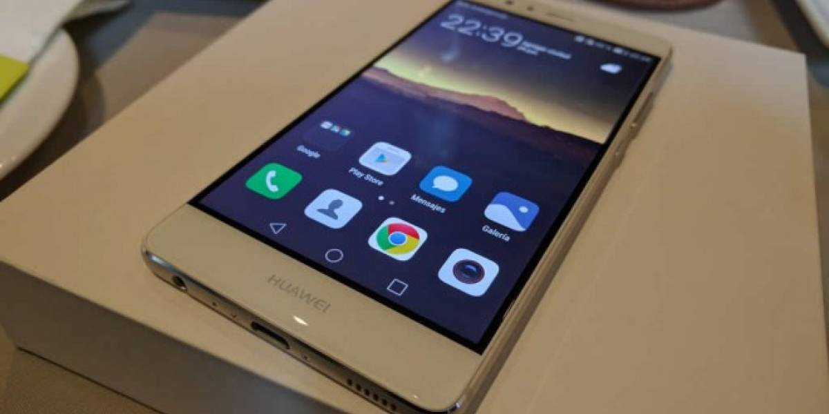 Ya está disponible para preventa en Chile el Huawei P9