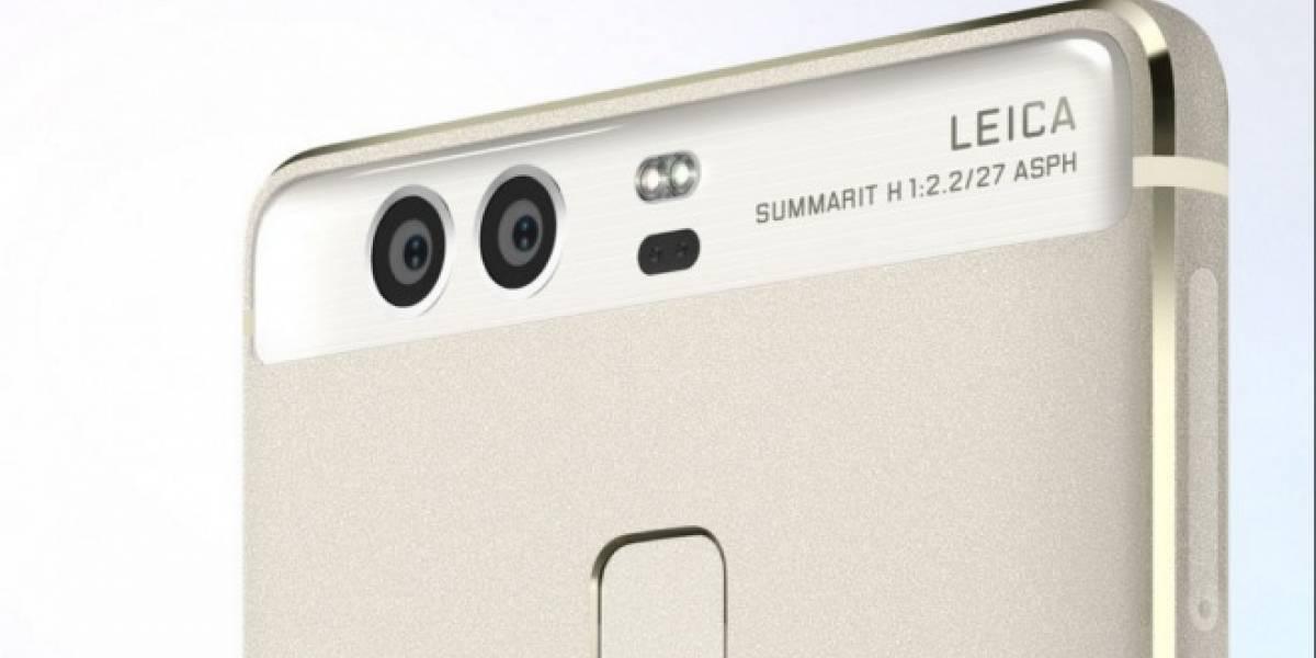 Huawei P10 podría integrar lector de huellas en la parte frontal