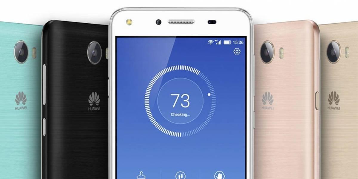 Huawei Y5 II llega desbloqueado a México