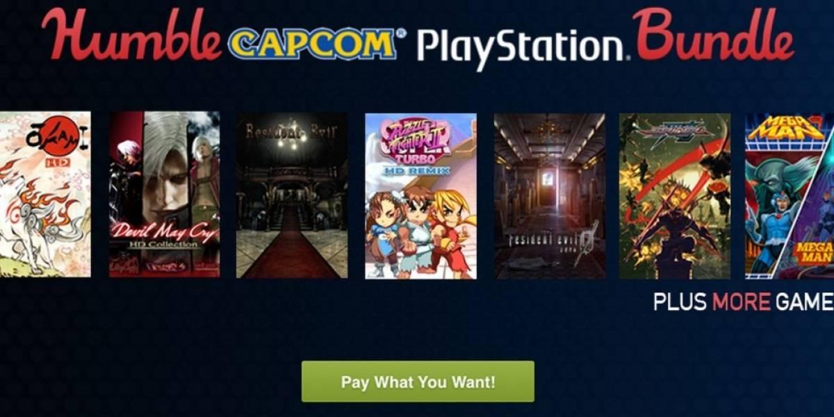 Nuevo Humble Bundle ofrece por primera vez juegos de PlayStation