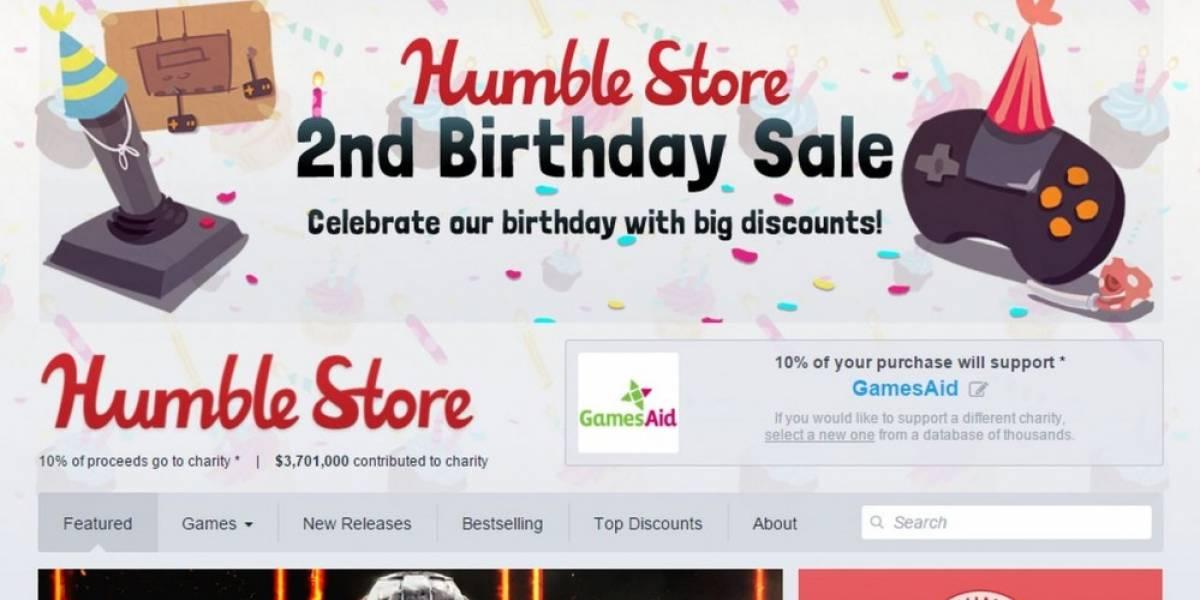 Humble Store celebra su segundo aniversario con grandes descuentos