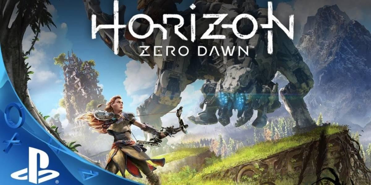 Horizon: Zero Dawn ya tiene fecha de lanzamiento en PS4