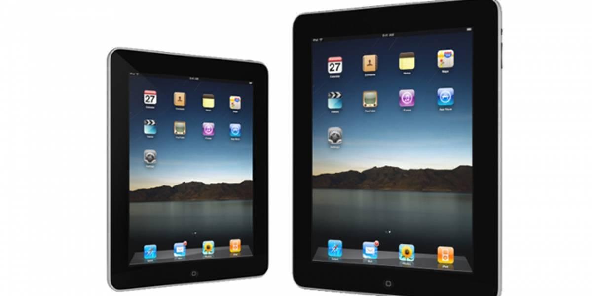 """Se actualiza el rumor: iPad """"mini"""" saldría a la venta este año por menos de USD$300"""