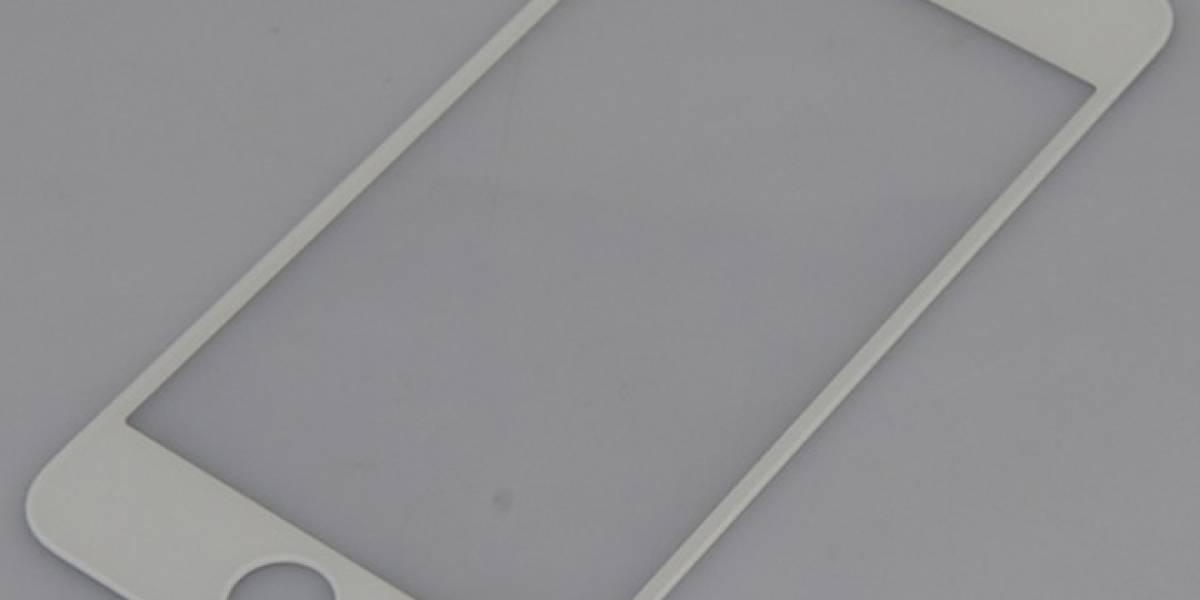 """Filtran supuesta cubierta delantera del nuevo iPod Touch con pantalla de 4.1"""""""