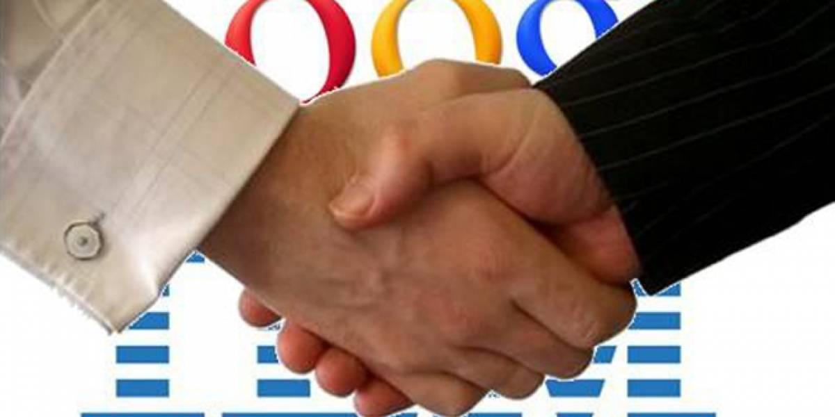 Google le compra 217 patentes a IBM