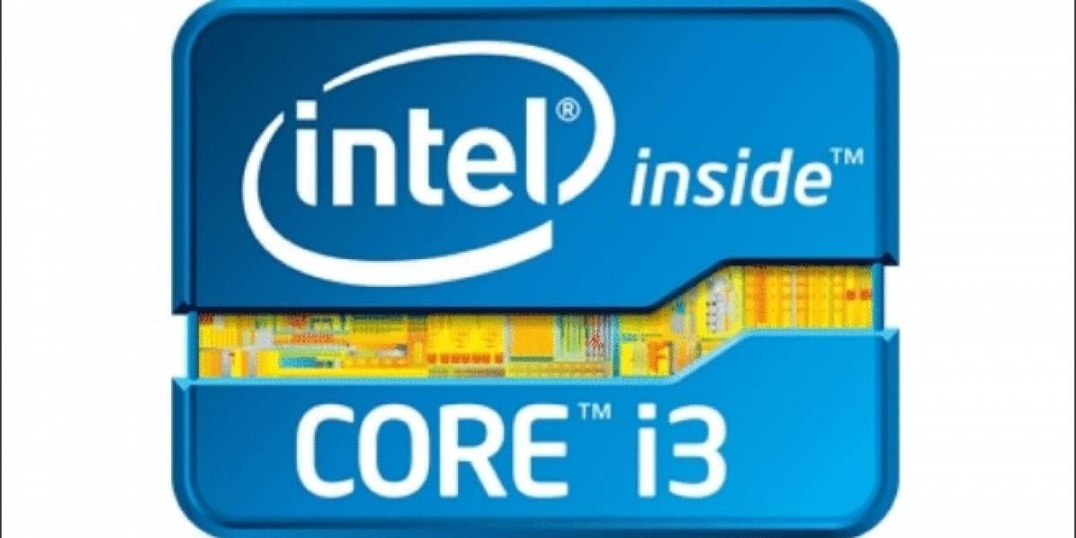 CPU Intel Core i3-3225 a prueba