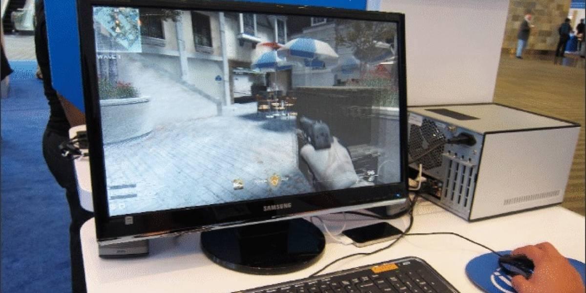 IDF2012: Intel demuestra un CPU Core i5 basado en Haswell-DT