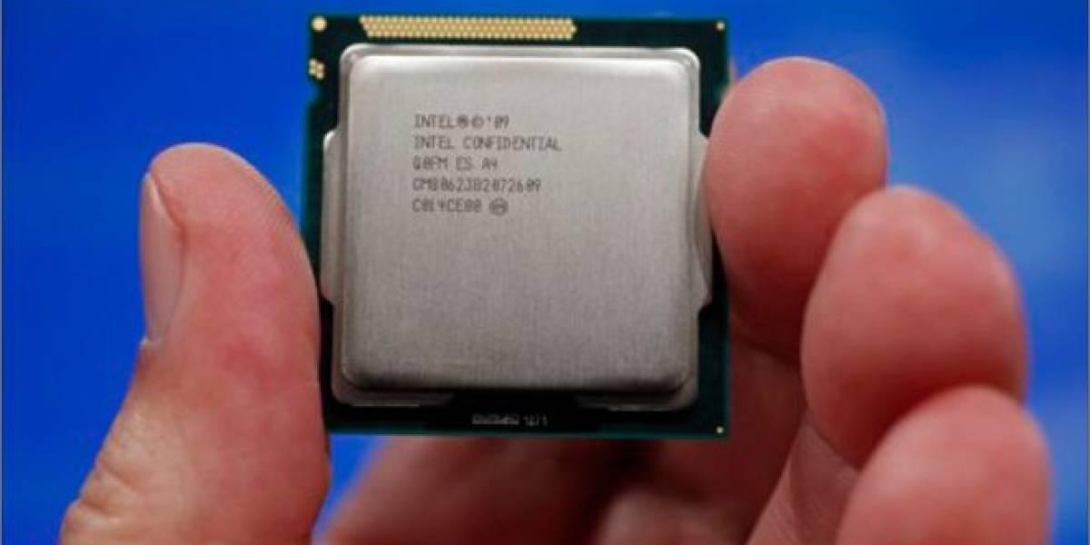 Primeras impresiones del microprocesador Intel Core i7-3770K