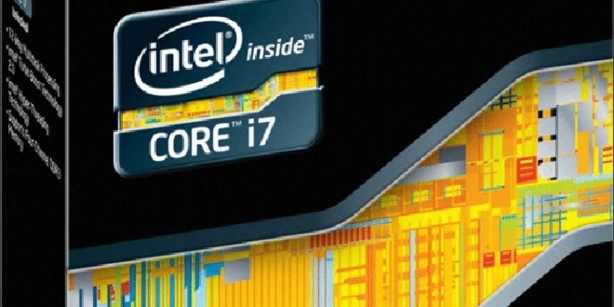 ¿Intel alista un nuevo Core i7-3980X?