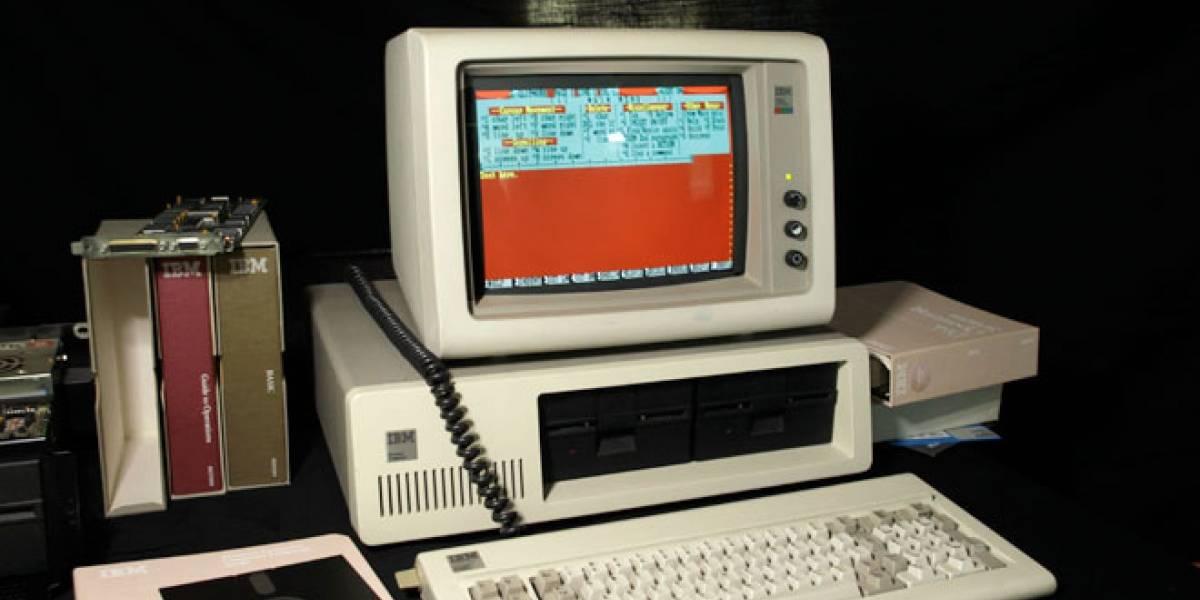 Hoy el primer PC hecho por IBM cumple 30 años