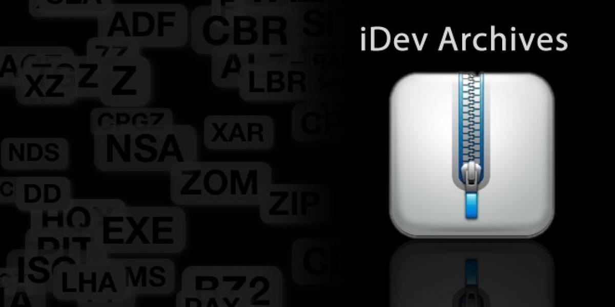"""iDev Archives: Una App creada en Chile que permite abrir """"de todo"""" en iOS"""