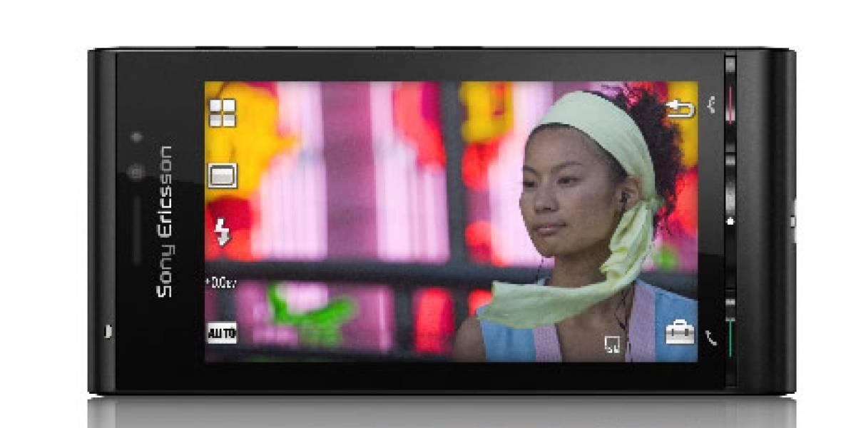 Sony Ericsson Idou: El teléfono de 12 Megapixeles